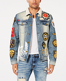 Reason Men's Scout Trucker Jacket