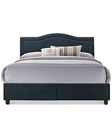 Dorset Queen Upholstered Bed