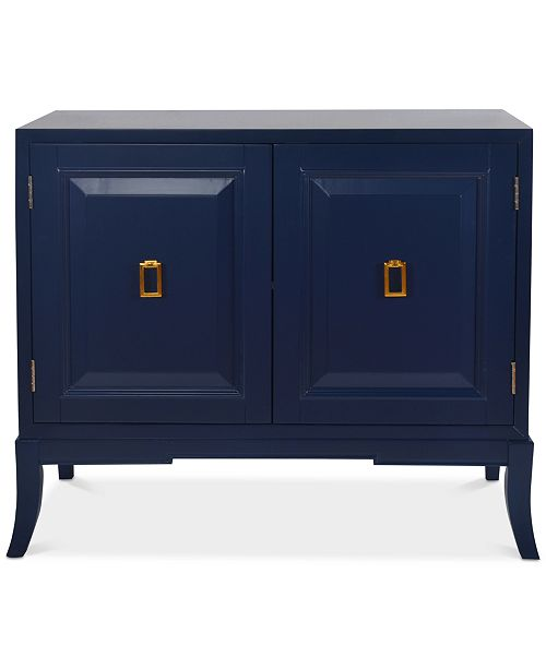Samuel Lawrence Witherville 2-Door Accent Chest, Quick Ship
