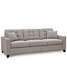 "Clarke II 93"" Fabric Estate Sofa, Created for Macy's"