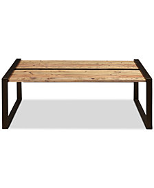 Shelburne Cocktail Table, Quick Ship