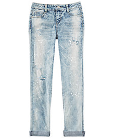 Epic Threads Big Girls Girlfriend Jeans, Created for Macy's
