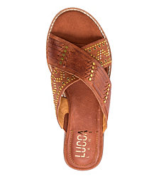 Lucca Lane Sonya Slide Sandals