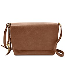 Maya Leather Crossbody