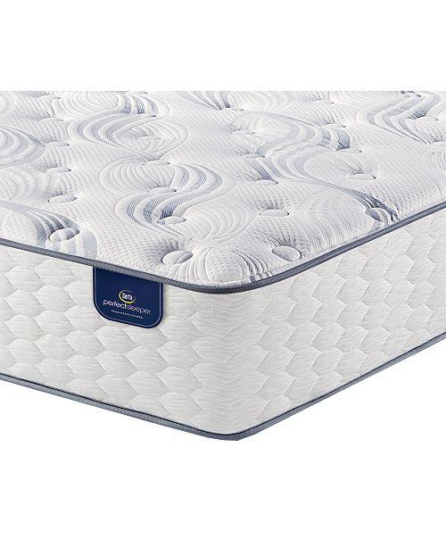 Serta Perfect Sleeper 12'' Cranbeck Plush Mattress- Full