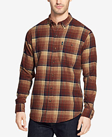 G.H. Bass & Co. Mens Fireside Flannel Shirt