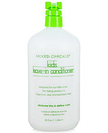 Mixed Chicks Kids Leave-In Conditioner, 33-oz., from PUREBEAUTY Salon & Spa