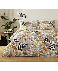 Pieni Letto Cotton 3-Pc. Full/Queen Duvet Cover Set