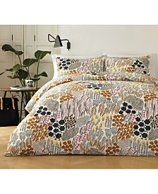 Marimekko Pieni Letto Cotton 2-Pc. Twin Duvet Cover Set