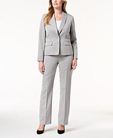 One-Button Pantsuit