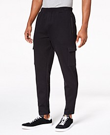 Men's Cargo Sweatpants, Created for Macy's