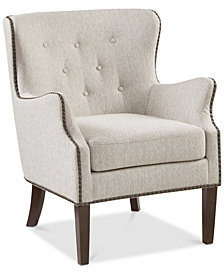 Makenna Accent Chair, Quick Ship