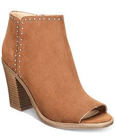 Esprit Natalee Memory Foam Block-Heel Ankle Booties