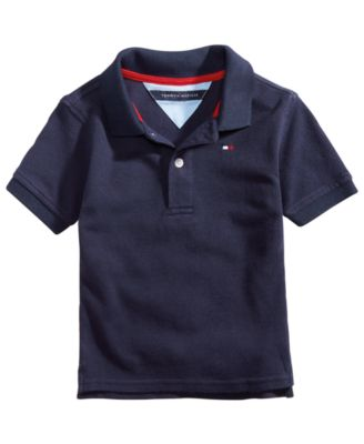 90400ed3aaef8 Tommy Hilfiger Chester Khaki Pants and Polo Shirt, Baby Boys ...