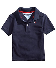 Baby Boys Ivy Polo Shirt