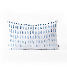 Deny Designs Social Proper Proof Of Life Oblong Throw Pillow