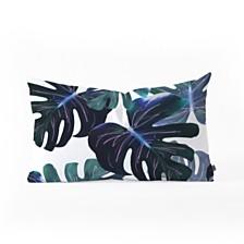 Deny Designs Kei Itri Light Oblong Throw Pillow