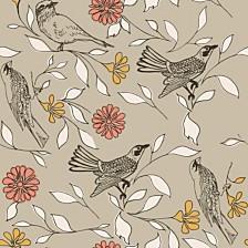 Novogratz for Tempaper Birds Self-Adhesive Wallpaper