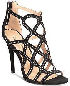 Zigi Soho Women's Daliyah Caged Dress Sandals