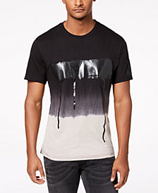 I.N.C. Men's Ombré Graphic T-Shirt, Created for Macy's