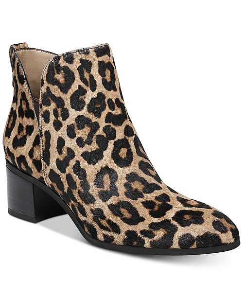 0e92bfed5d6d Franco Sarto Reeve Ankle Booties & Reviews - Boots - Shoes - Macy's