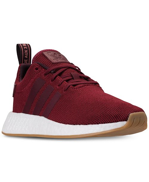 d799a8d68521e adidas Men s NMD R2 Casual Sneakers from Finish Line   Reviews ...