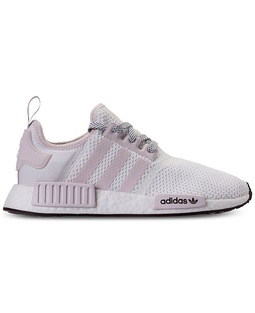 57f6f459e adidas Women s NMD R1 Casual Sneakers from Finish Line   Reviews ...