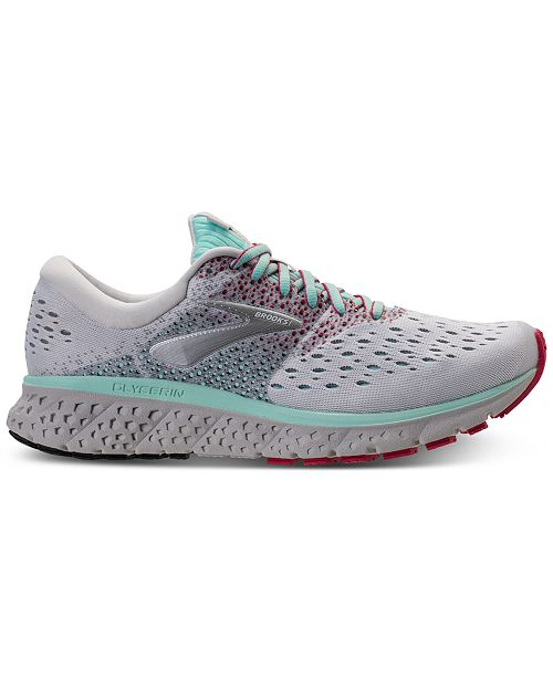 ad6805fdae1 Brooks Women s Glycerin 16 Running Sneakers from Finish Line ...