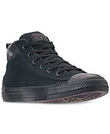 Converse Men's Chuck Taylor All Star Street Mid Combat Zone Casual Sneakers from Finish Line