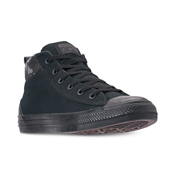 df5a1fcf94f7 Converse Men s Chuck Taylor All Star Street Mid Combat Zone Sneakers ...