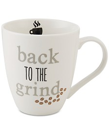 Pfaltzgraff Back to the Grind Mug
