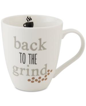 Pfaltzgraff Back to the Grind Mug