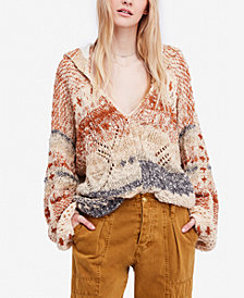 Free People In My Arms Hooded Sweater