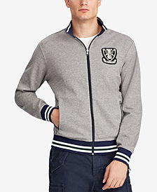 Polo Ralph Lauren Men's Cotton Interlock Track Jacket