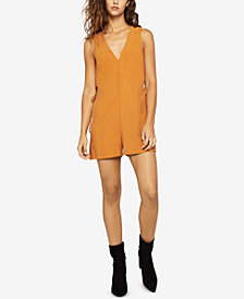 BCBGeneration Side-Tie Romper