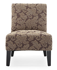Monaco Accent Chair, Fern Carmel
