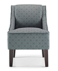 Phoenix Accent Chair, Gigi Teal