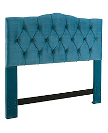 Jameson Headboard, Full/Queen, Ice Blue