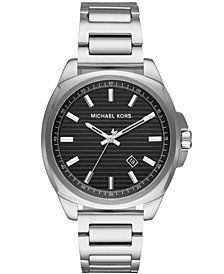 Michael Kors Men's Bryson Stainless Steel Bracelet Watch 42mm