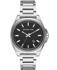 Michael Kors Men's Bryson Stainless Steel Bracelet Watch 42mm