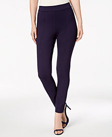 Anne Klein Skinny Compression Pants