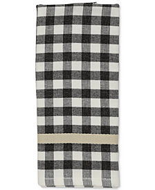 kate spade new york Colorpop Gingham Kitchen Towel