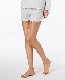 Ande Whisperluxe Waffle Pajama Shorts