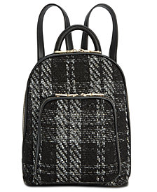 I.N.C. Farahh Boucle Backpack, Created for Macy's
