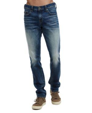Image of True Religion Men's Geno No Flap Jeans