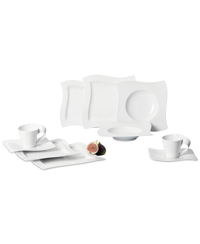 Villeroy & Boch - New Wave 30-Pc. Dinnerware Set