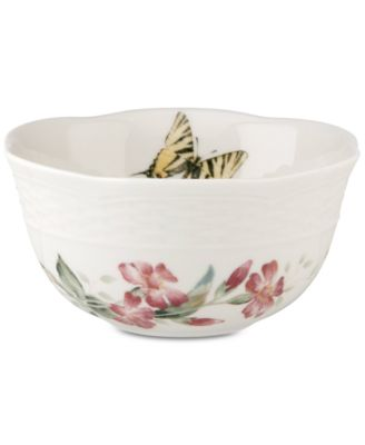 Butterfly Meadow Basket Candy Bowl