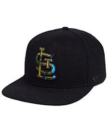 '47 Brand St. Louis Cardinals Camfill Neon Snapback Cap