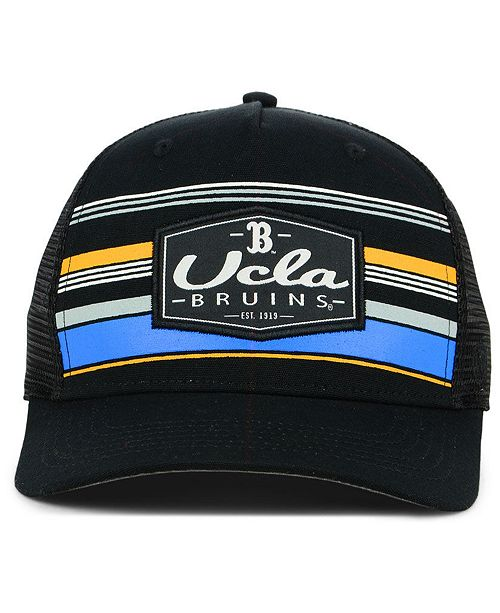 4030cd6ef UCLA Bruins Top Route Trucker Cap