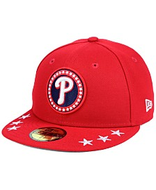 New Era Philadelphia Phillies All Star Workout 59FIFTY Fitted Cap 2018